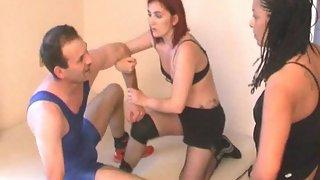 WrestlingMonica - Monica&Dynamo - ProGear&PantyhoseDomination