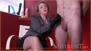 Mistress T - Sex Slave To Serve Male