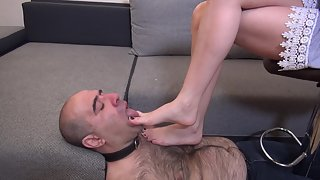 Lady Kassy - Fairytale - Foot Worship And Domination
