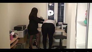 MissJessicaWoodVideos - REVENGE ON OLD BOSS