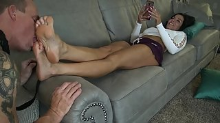 PUSSY, FEET and HUMILIATION!