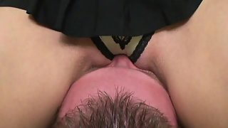 [FemdomArmy] Kasey becomes a facesitter