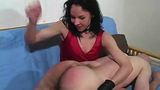 MistressTrish - Heavy Handed Spanking