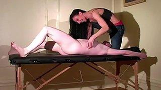 MistressTrish - Gratifying Tickle Attack