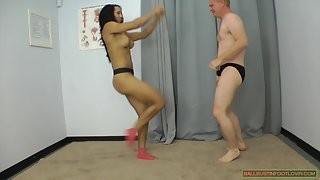 Ballbusting Audition