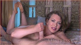 Mistress T - Silent Stroke