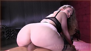 Mistress T - sex slave used controlled
