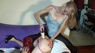 SweetFemdom - sissy sitter kyaa full