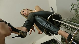 GoddessLeyla - Swallow The Street Dirt