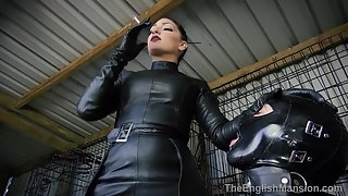 Hard Leather Bitch