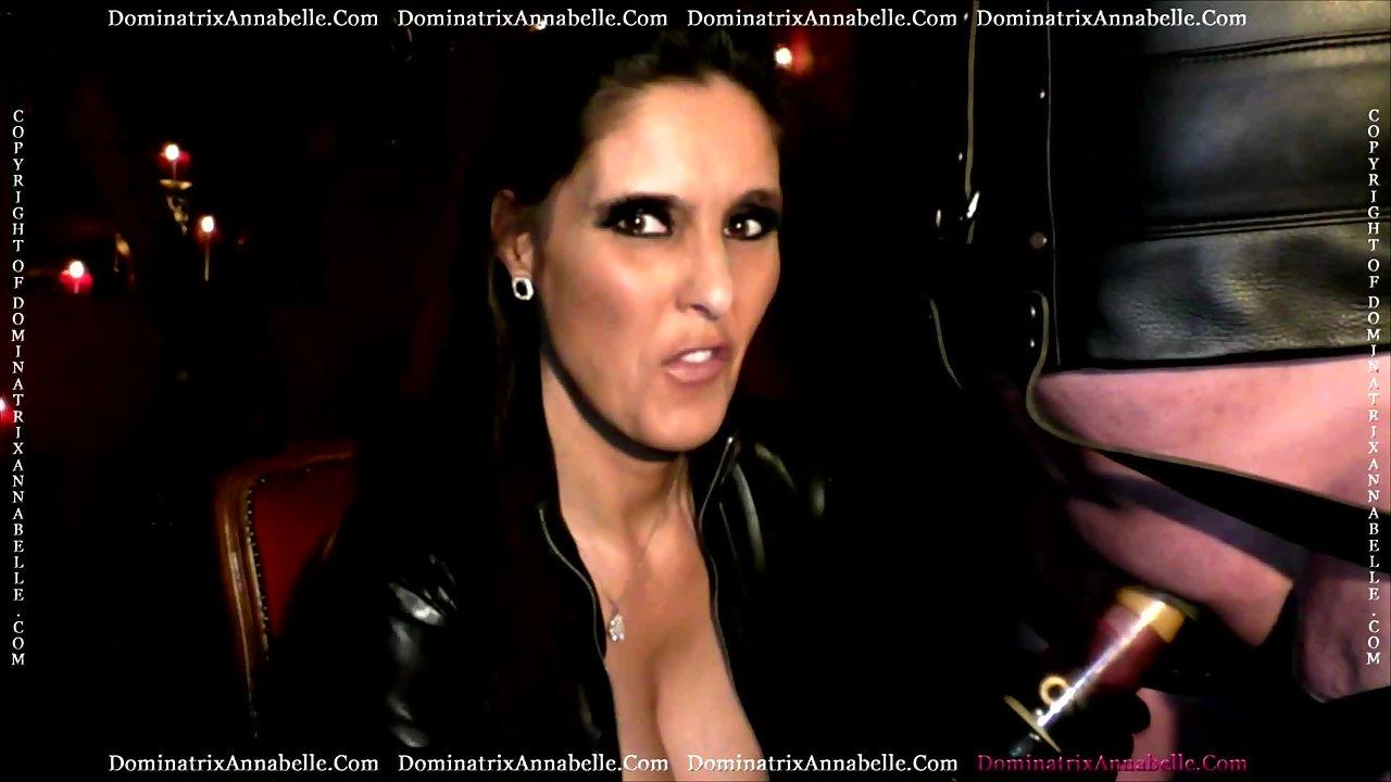 Annabelle dominatrix Dominatrix annabelle