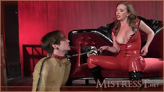 Mistress T - just a pup to me