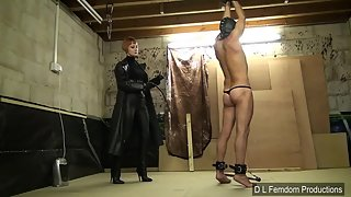 DominaLiza - Lashed In Leather