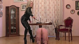 Daily Whipping For My Slaves 2