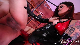 Miss Roper's slave Gets His Reward