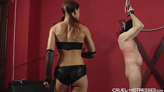 CruelMistresses - Mistress Anette - Anette's Thrilling Whipping