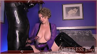 Mistress T - You Are Just A Fucking Thing To Me