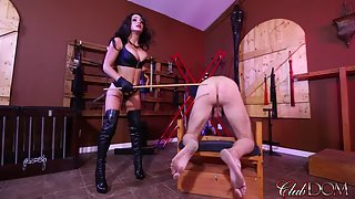 Beg For A Good Caning