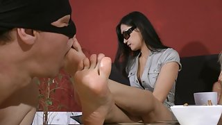 GoddessLeyla - Lick The Filth And Sweat P3