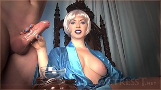 Mistress T - ice queen takes your power