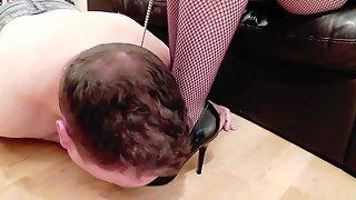 MissJessicaWoodVideos - Smoking slave