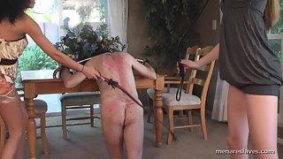 MenAreSlaves - Wearing Their Whip Marks