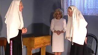SlaveGirls - The Nun Convent Capers 2&3
