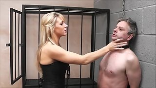 UK Mistress Elise - Backhand The Bitch