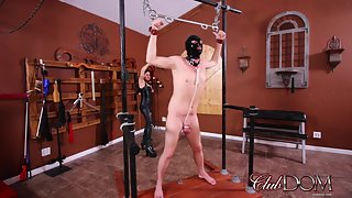 Miss Roper - Dungeon Slave Whipped