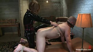 Maitresse Madeline and David Chase