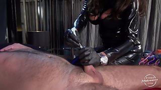 KinkyMistresses - Lady Pias Slave Toy 2