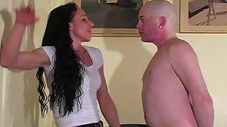 MistressTrish - Slapping His Sass Away