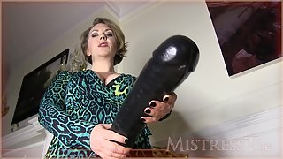 Mistress T - Learn To Worship BBC