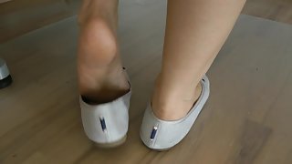 GoddessLeyla - Foot Goddess Ballerinas