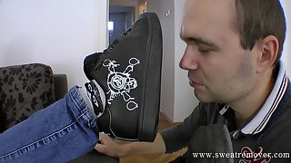 Sweat Remover (Foot Licking,Boot Licking,Feet Worships) 79_01