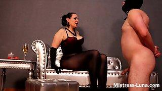 Mistress Luna - Arousing Pantyhose