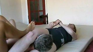 WrestlingMonica - Monica&BeaVsDave