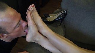 Worship Zeph's Feet