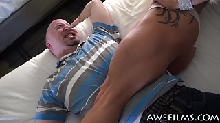 AWEFilms - KellyWinter - A Dominant Tease 2