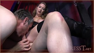 Mistress T - suck cock for mistresst