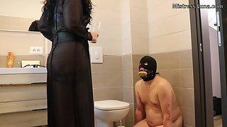 Mistress Luna - Toilet Slave