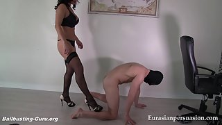 MissJasmine - How he feeds the wife