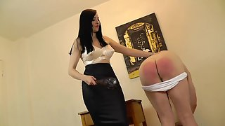 MissJessicaWoodVideos - Patu punishment