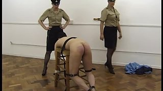 Jailed Stripped & Striped