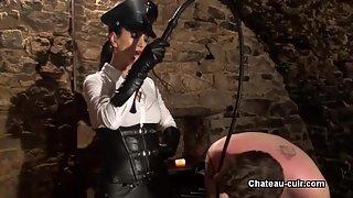 Chateau-Cuir - Fetish Liza - Fugitive Recaptured 2