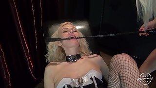 KinkyMistresses - The Slave Girls Orgasm