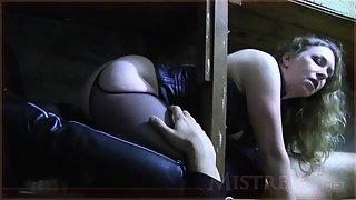 Mistress T - sex slave used