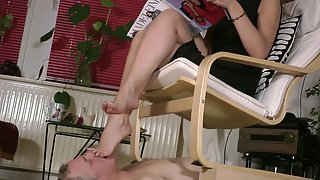 GoddessLeyla - Under High Arched Feet