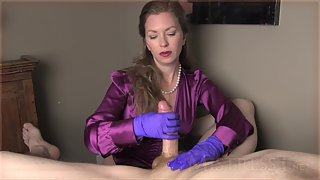 Mistress T - medical clinic orgasm therapy