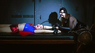 AnastasiaPierceSuperheroines - Supergirl Powerless